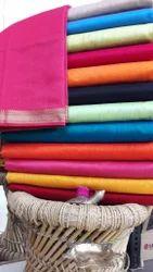 Handloom Silk Cotton Fabrics