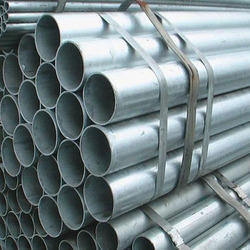 Round Galvanized Pipes