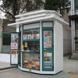 Branded Retail Small Kiosk