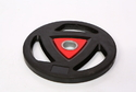 3 Cut Double Color Weight Lifting Plate