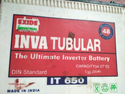 Exide Inverter Tubular Batteries