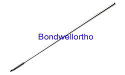 Orthopedic Implants Kirchner Wire Pointed