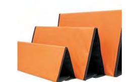 Folding Hurdle