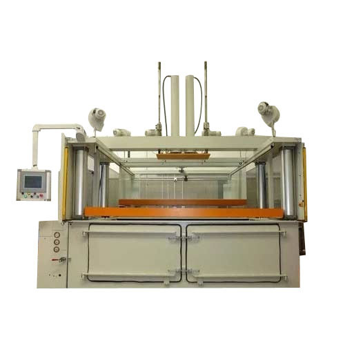 Acrylic PC Vacuum Forming - Thermoforming Machine at Rs 735000/piece |  थर्मोफॉर्मिंग मशीन - SkyDom Industries, Ahmedabad | ID: 13725057791