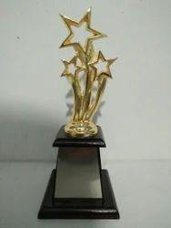 Brass Rising Star Trophy