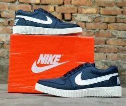 Dark Blue Men Shoes, Size: 6-10