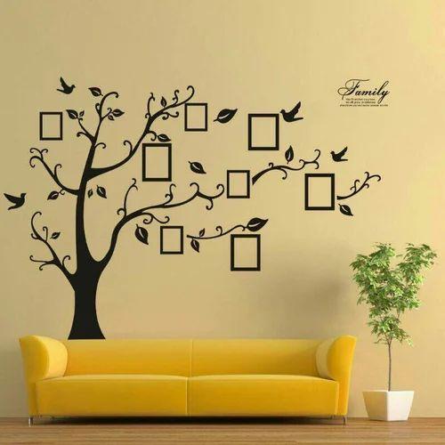 Wall stencil family tree at rs 2000 set wall stencil id wall stencil family tree saigontimesfo