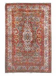 Kashmiri Silk Carpet