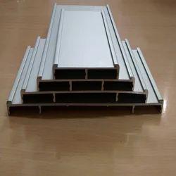 Rectangular Aluminium Flat Modular Signage Profile