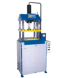 Industrial Four Pillar Type Hydraulic Press