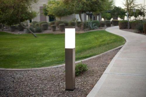 Led Garden Bollard Light