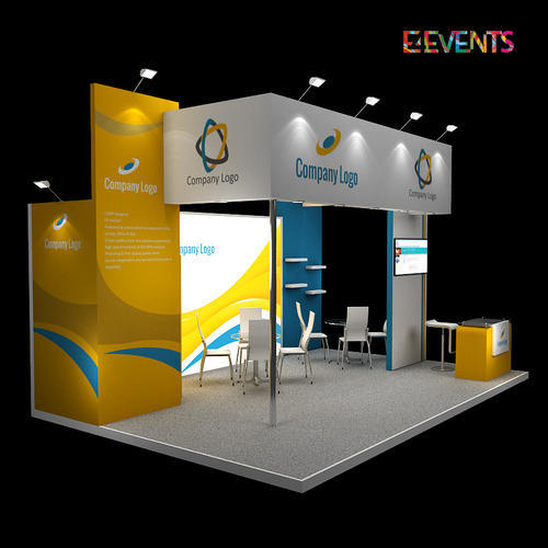 Exhibition Stand Rental : Exhibition stand rental view specifications details