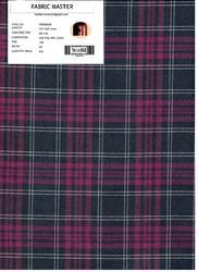 Twill Checks Fabric FM000250