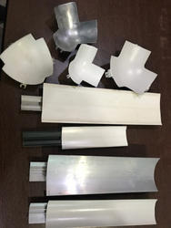 60 Mm Soft Edge PVC Coving