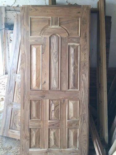 Beau Readymade Teak Wood Doors