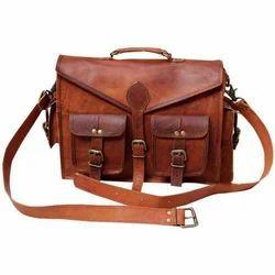 Natural Handbag Indian Vintage Leather Bag