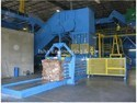 Automatic Paper Baling Press