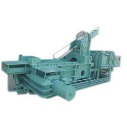 Triple Action Scrap Baling Machine Economy