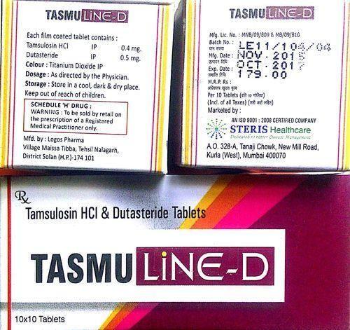 Tamsulosin Hcl 0 4 Mg Dutasteride 0 5 Mg Avodart Tablets À¤¦ À¤Ÿà¤¸ À¤¤ À¤° À¤¦ À¤Ÿ À¤¬ À¤² À¤Ÿ Steris Healthcare Private Limited Mumbai Id 12539001955