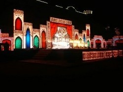 LED Mapping Event Service