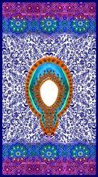 Digital Printing For Kaftan Fabrics