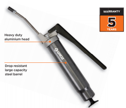 The Ultimate 5 Lever Grease Gun