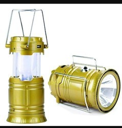 DP PVC Rechargeable Emergency LED Lamp, Battery Type: Lithium Ion, Capacity: Up to 4999 mAh