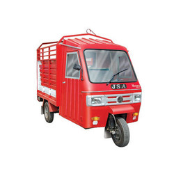 JSA Diesel Load Auto Rickshaw