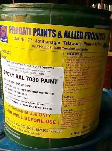 Epoxy Paint/anti Corrosive Epoxy Paint/1 K Epoxy Paint