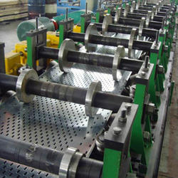 Fully Automatic Punching Roll Forming Machine