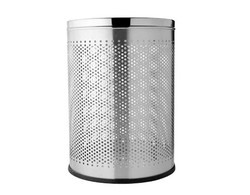 SS Hamper Bin Perforated