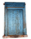 Architectural Old Door