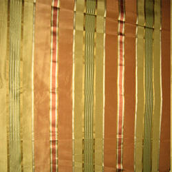 Tafetta Satin Stripes Fabric