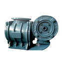 Airlock Rotary Valve with Gearbox Attached