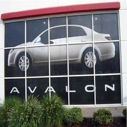 One Way Vision Printing