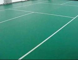Badminton Court Flooring Badminton Flooring In Lucknow
