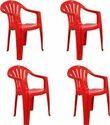 Cello Capri Plastic Chair