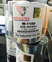 Royaltec Wax W-1100 Barcode Ribbons