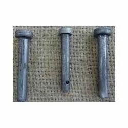 Gun Metal Pins And Half Rounds Of Crusher Machine