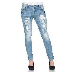 Fashionable Girls Jeans