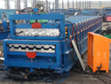 Structural Coated Roofing Sheet Making Machine
