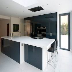 Lacquered Gloss Kitchen