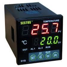 Depends Calibration of Temperature Controller with Sensor