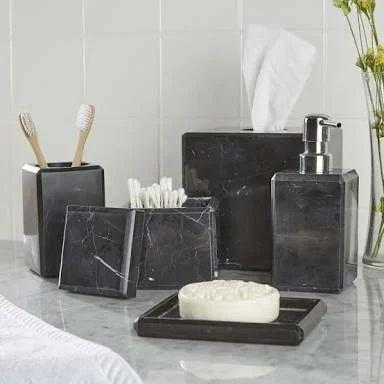 Saudeep India Trading Corporation Marble Bath Set Rs 1500 Set