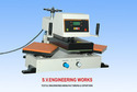 Double Bed Fusing Machine with Compressor