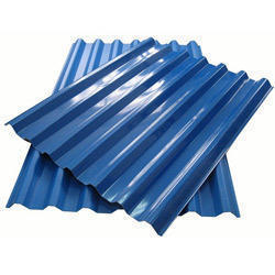 Corrugated Metal Sheet At Best Price In India