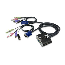 Two Port USB KVM Switch