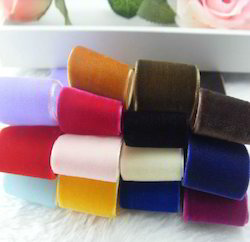 Colored Velvet Tape
