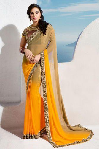 Simple Designer Saree at Rs 699 /piece(s) | Textile Market Area ...