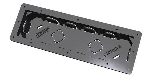 Electrical 8 Modular Box